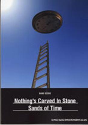 バンドスコア/Nothing's Carved In Stone/Sands of Time の画像