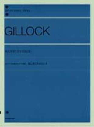 ビギナーのためのピアノ小曲集 はじめてのギロック GILLOCK の画像