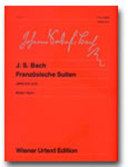 ウィーン原典版048 バッハ フランス組曲 の画像