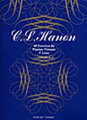 標準新版 ハノン40の練習曲 1 の画像