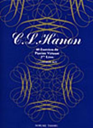 標準新版 ハノン40の練習曲 2 の画像