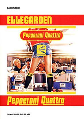 バンドスコア ELLEGARDEN/Pepperoni quatro の画像