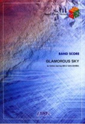 バンドスコアピース711 GLAMOROUS SKY/NANA starring MIKA NAKASHIMA の画像
