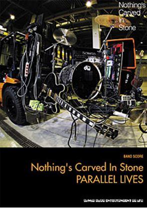 バンドスコア Nothing's Carved In Stone PARALLEL LIVES の画像