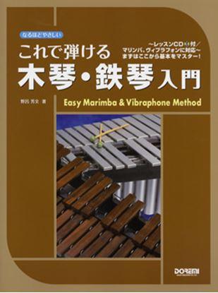 なるほどやさしい これで弾ける 木琴・鉄琴入門 レッスンCD付 の画像