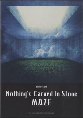バンド・スコア Nothing's Carved In Stone「MAZE」 の画像