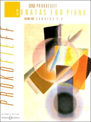 GYP00055239プロコフィエフ ピアノソナタ集第2巻:第6番第9番 の画像