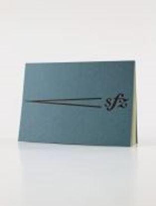ヘンレメッセージカード 封筒付(Dynamic markings の画像