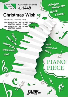 PP1448ピアノピース Christmas Wish/安室奈美恵 の画像