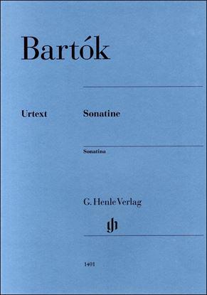 (1401)バルトーク ピアノのためのソナティナ の画像