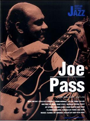 ジャズ・ギター・スコア ジョー・パス の画像