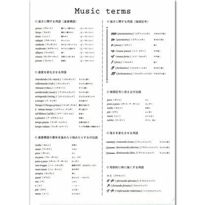 PRSP-2 音楽用語ファイル の画像