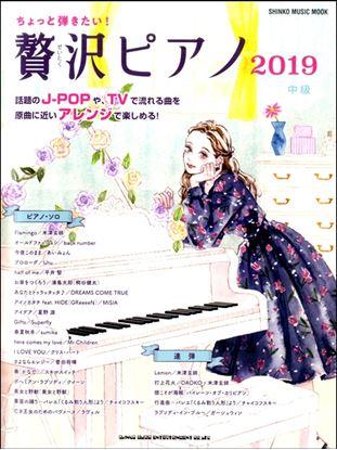 ムック ちょっと弾きたい!贅沢ピアノ 2019 の画像