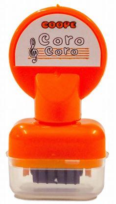 CCG-10 コロコロ五線スタンプ だいだい【発注単位:5】 の画像