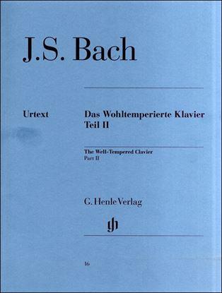 (16)バッハ 平均律クラヴィーア曲集(2) の画像