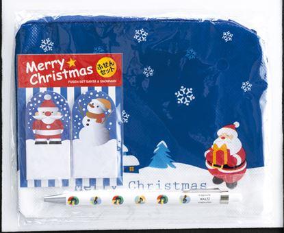 XY4515-01 クリスマスポーチセット の画像