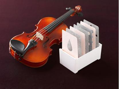ルームミスト モイスカードセット(グレーxピンク:容器アイボリー の画像