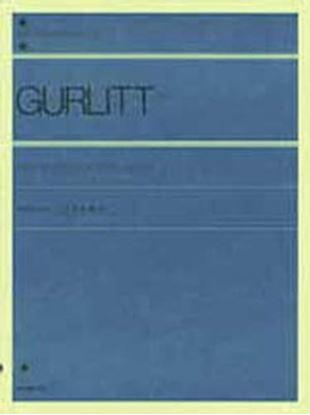 グルリット こども音楽会 OP.210 GURLITT の画像