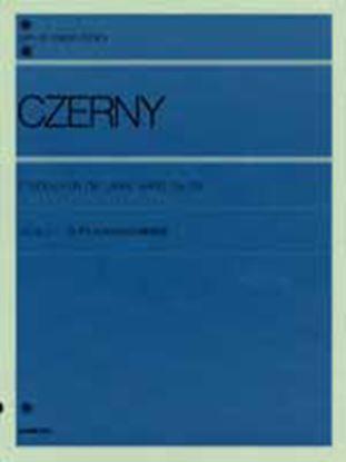 ツェルニー 左手のための24の練習曲  作品718 CZERNY の画像