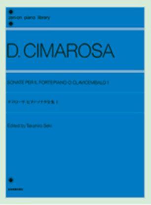チマローザ ピアノ・ソナタ全集 1 CIMAROSA の画像