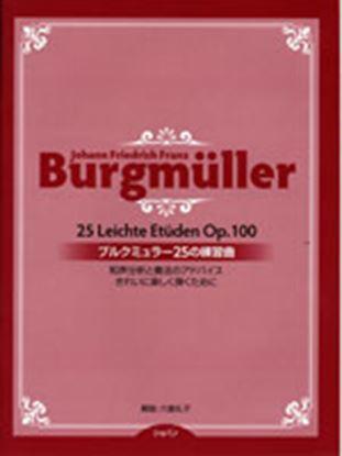 ブルグミュラー25の練習曲 和声分析と奏法のアドバイス きれいに楽しく弾くために の画像