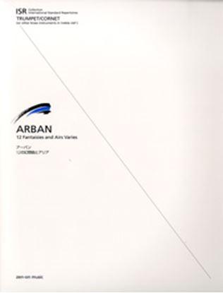 トランペット/コルネット アーバン:12の幻想曲とアリア の画像