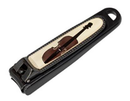 NC-65/VI/BL爪切り/バイオリン/ブラック の画像