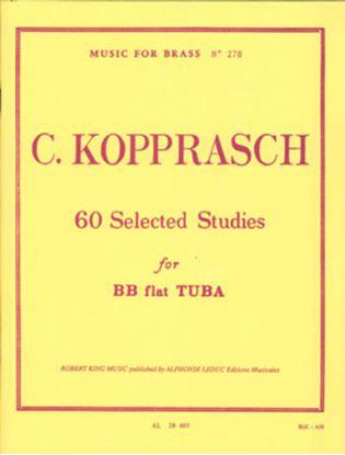 コープラッシュ : チューバのための60の練習曲集 の画像