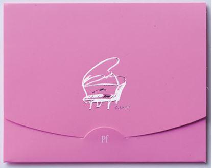 KH-PFPKあぶらとり紙 ピアノPK の画像
