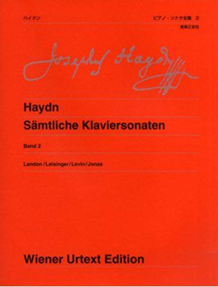 ウィーン原典版257 ハイドン/ピアノ・ソナタ全集2 新版 の画像