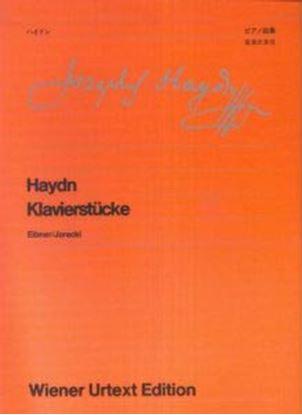 ウィーン原典版047 ハイドン/ピアノ曲集 の画像