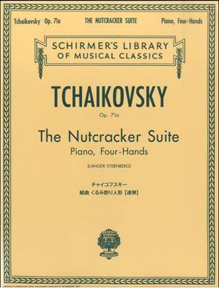 ピアノ連弾  組曲 くるみ割り人形OP.71A(チャイコフスキー) の画像