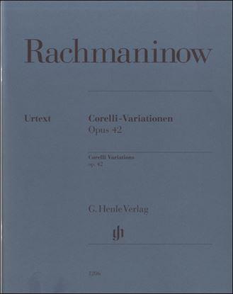 コレッリの主題による変奏曲 OP.42ラフマニノフ, SERGEI の画像