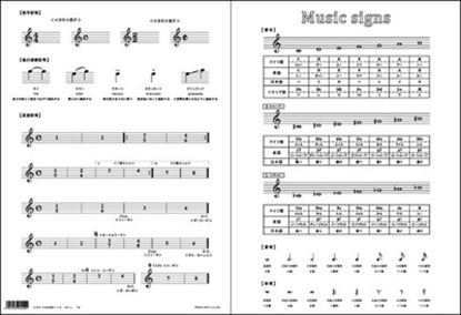 PRSP-23 大きなサイズの音楽記号ファイル の画像