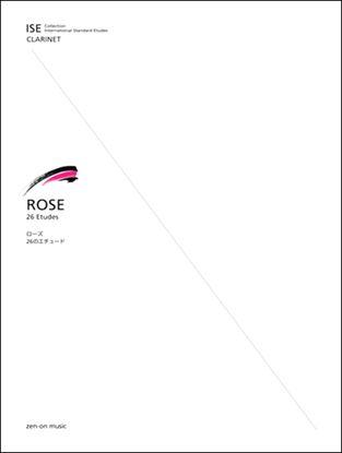 クラリネット ローズ 26のエチュード の画像