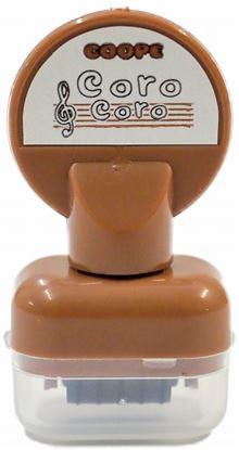 CCG-11 コロコロ五線スタンプ ちゃ【発注単位:5】 の画像