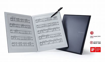 DMS-W1 GVIDO(グイド)2画面電子楽譜専用端末 の画像