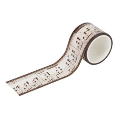 0315101 ピアノライン マスキングテープ30mm幅(アンティーク調) の画像