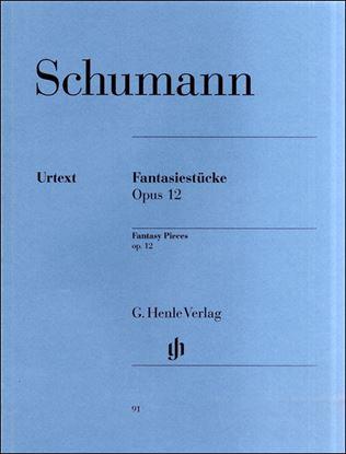 (91)シューマン 幻想小曲集 Op.12/原典版 の画像