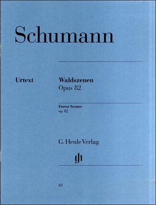 (83)シューマン 森の情景 Op.82/原典版 の画像