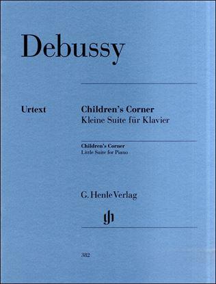 (382)ドビュッシー 子供の領分/原典版 の画像