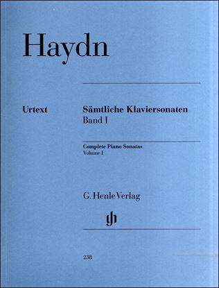 (238)ハイドン ピアノソナタ集(1) の画像
