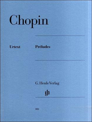 (882)ショパン プレリュード集/原典版 の画像