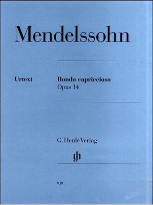 (919)メンデルスゾーン ロンド カプリチオーソ Op.14 の画像