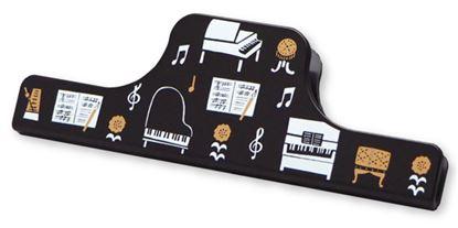 LP2815-01 ワイドクリップ la la PIANO の画像