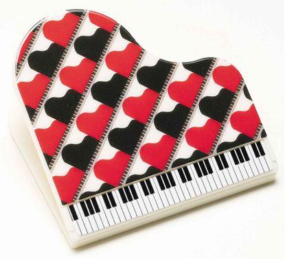 KB2015-01 ペーパークリップピアノ グランドピアノ の画像