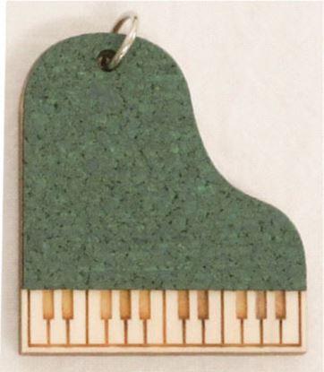 SK08 ストラップ ピアノ クロコダイルグリーン の画像