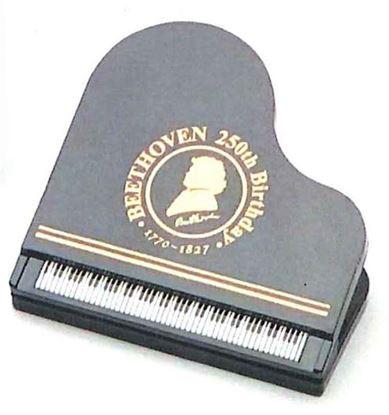 ピアノクリップ ベートーヴェン ブラック【発注単位:5個】 の画像