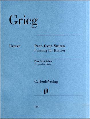 (1239)グリーグ「ペールギュント」第1組曲 Op.46 第2組曲 Op.55 の画像