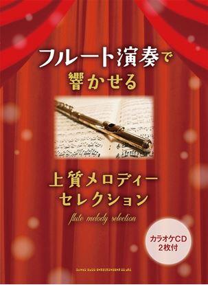 フルート演奏で響かせる 上質メロディーセレクション(カラオケCD2枚付) の画像